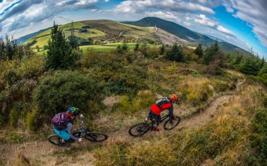 mountain biking south wales