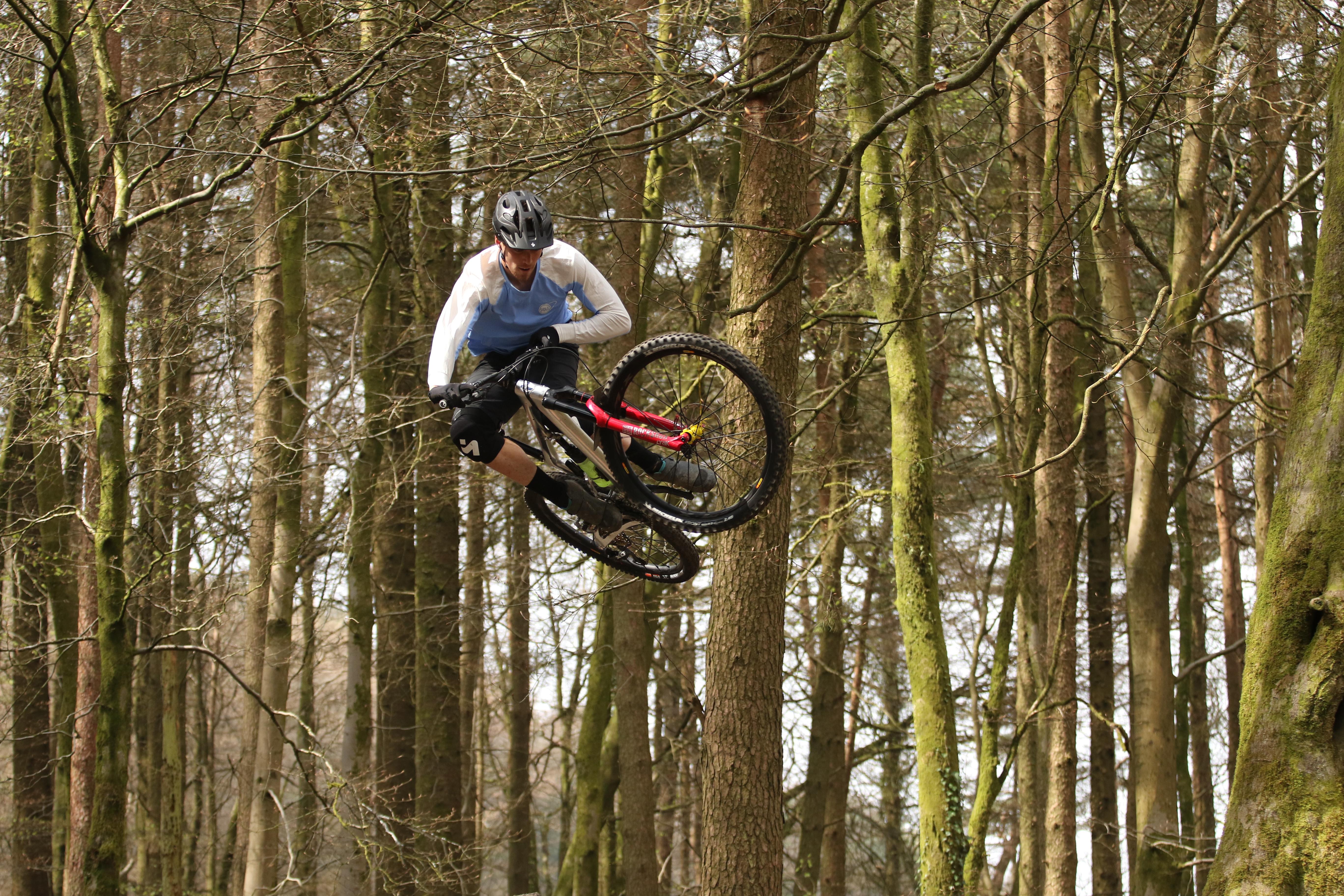 Afan Bike Park -Mountain Bike Wales