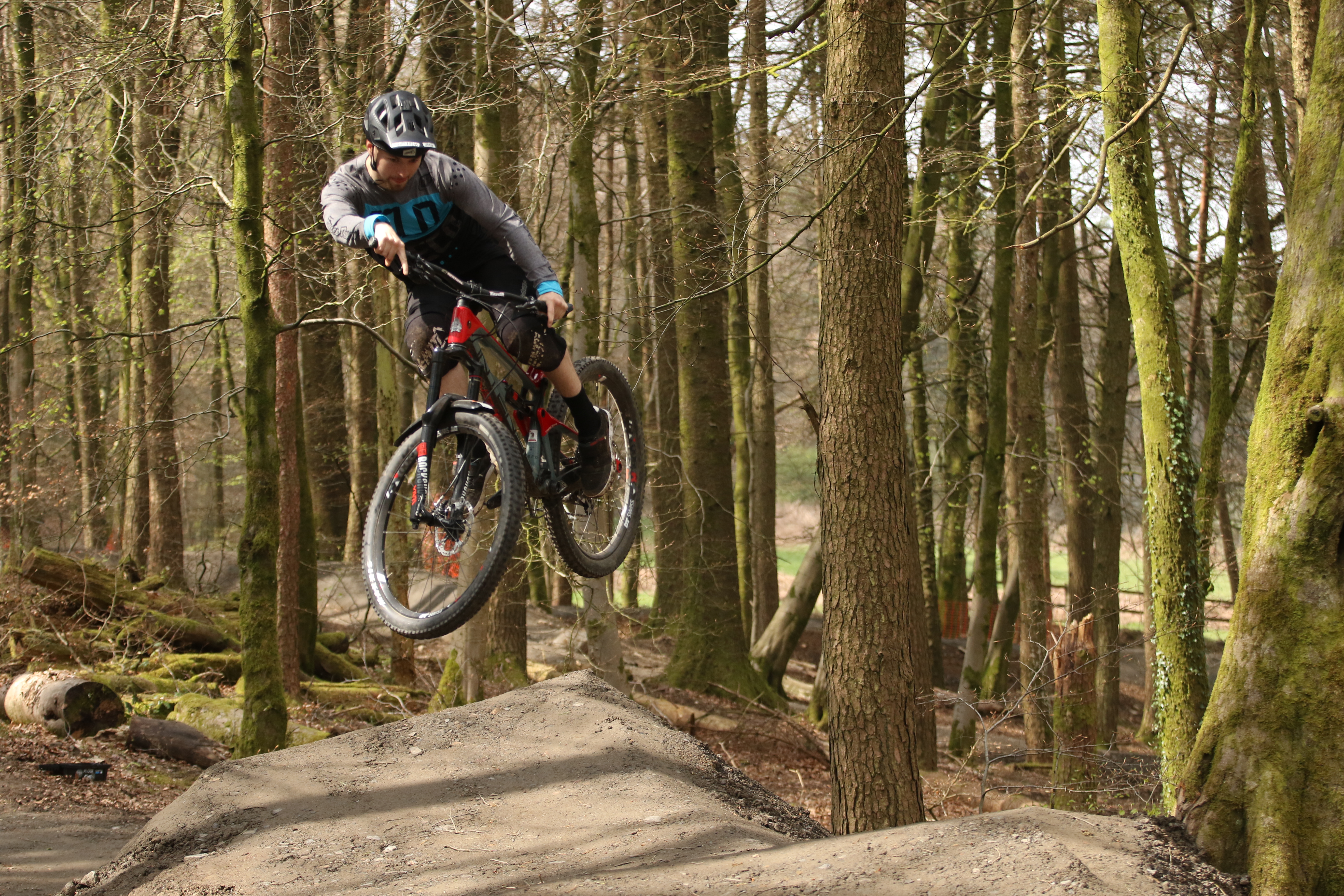 Afan Bike Park -Mountain Bike Wales