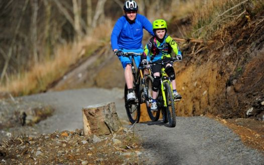 mountain bike trails wales