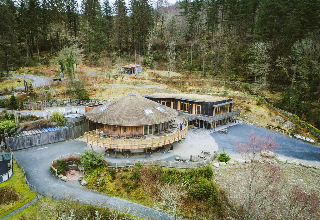 Coed y Brenin Mountain Bike Centre in Wales