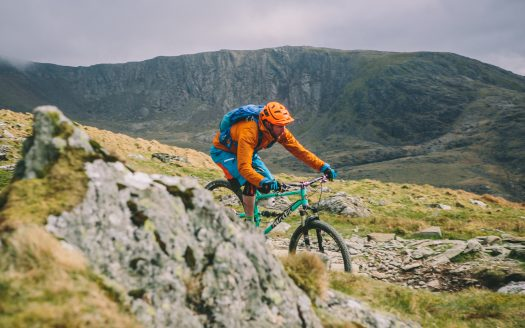Mountain Bike Trails on Snowdon