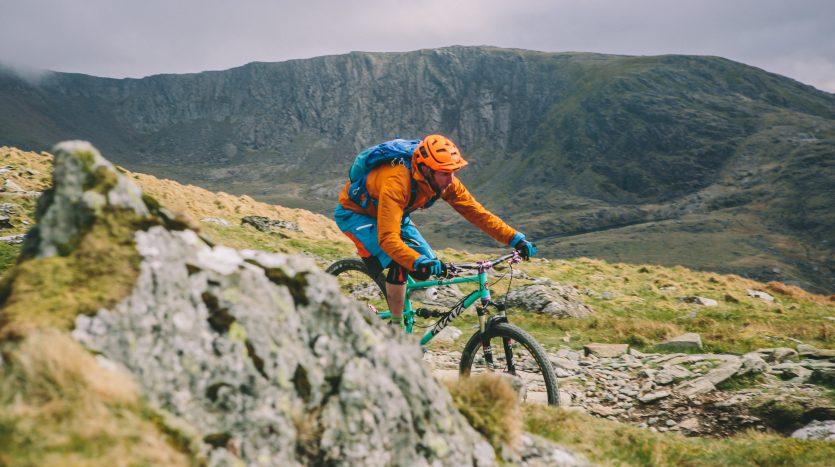 Mountain Bike Trails on Snowdon