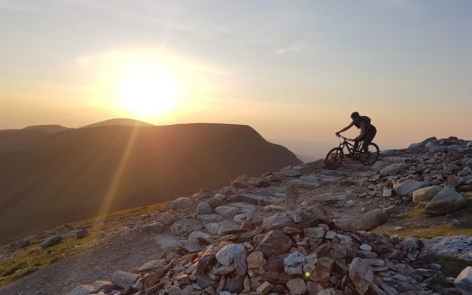 Mountain Biking in Snowdonia