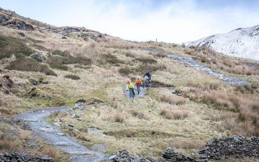 Blue Trail at Antur Stiniog